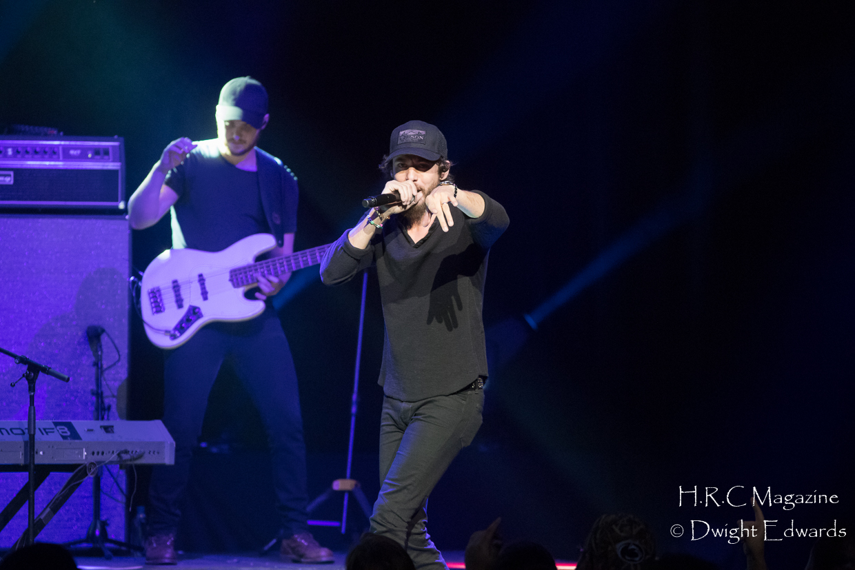 Chris Janson at Fallsview Casino feb 3,2018 005