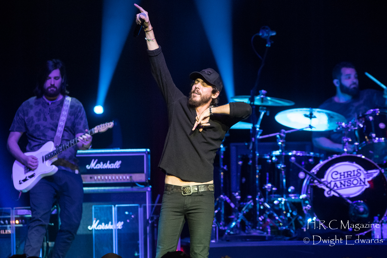 Chris Janson at Fallsview Casino feb 3,2018 072
