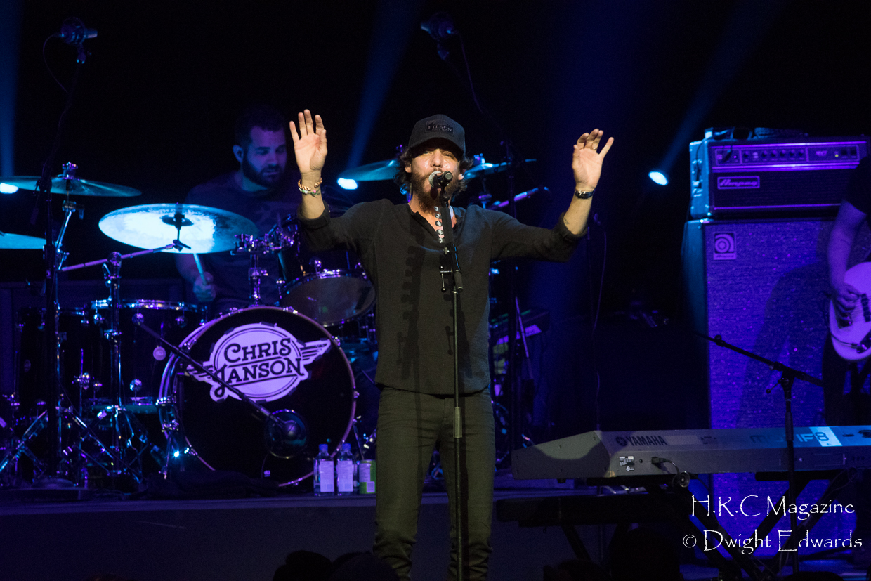 Chris Janson at Fallsview Casino feb 3,2018 098
