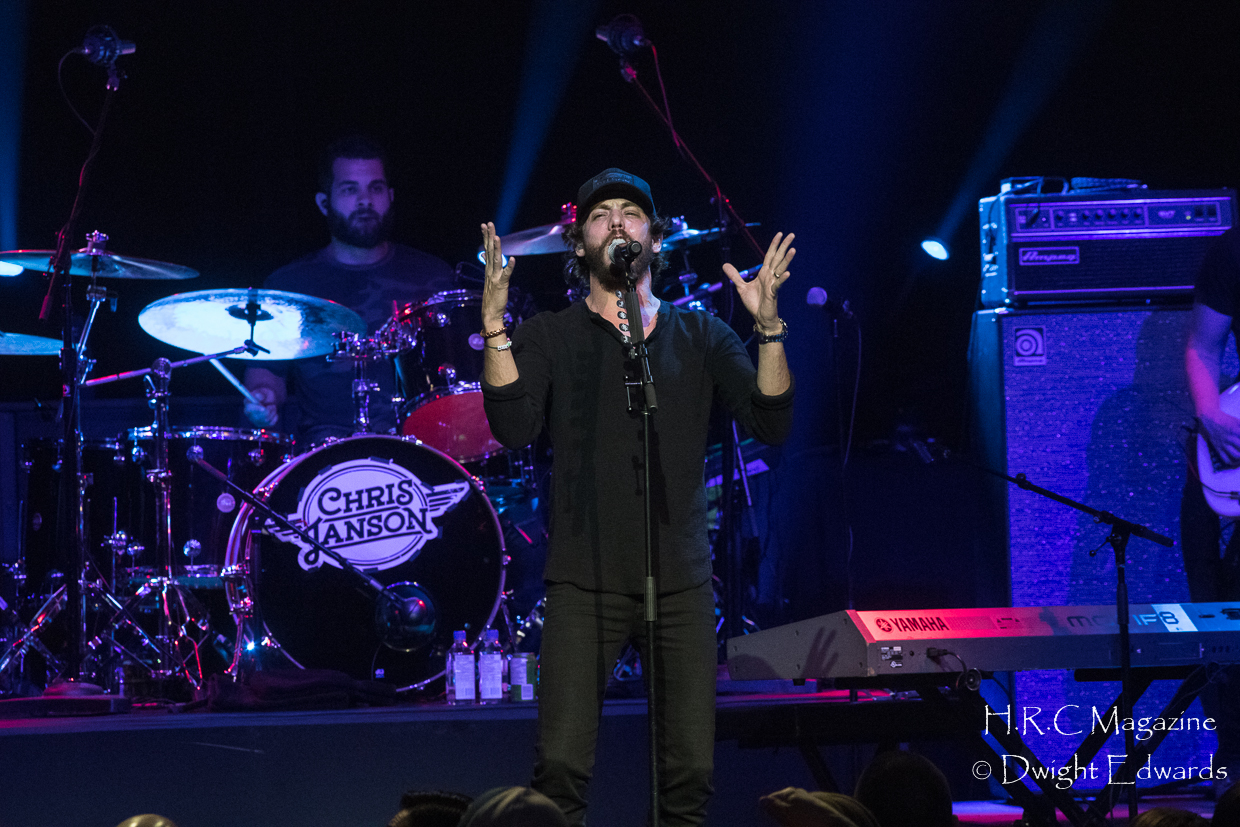 Chris Janson at Fallsview Casino feb 3,2018 099