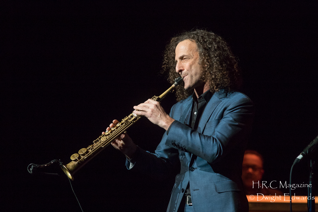 Kenny G At First Ontario Concert Hall (2)