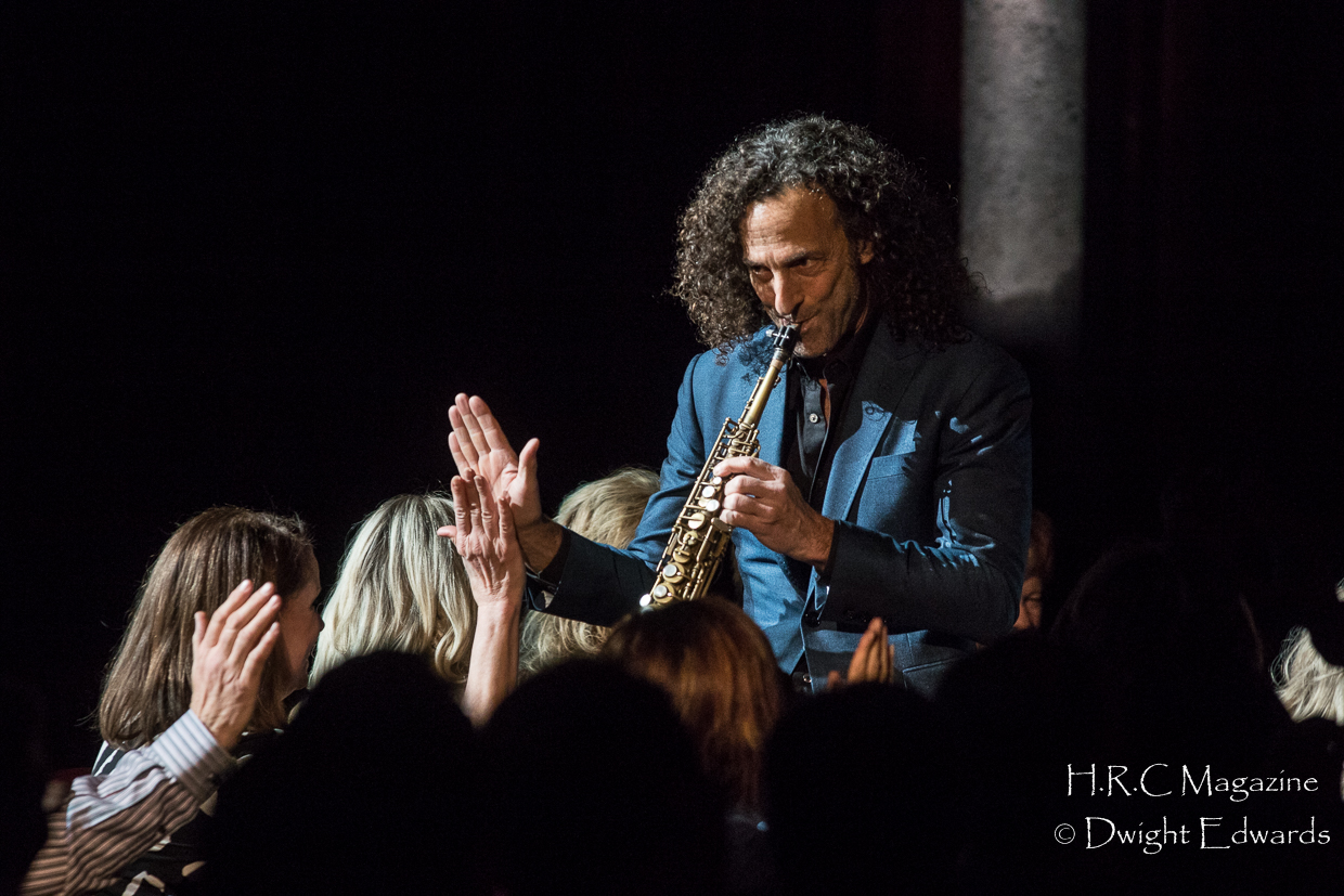 Kenny G At First Ontario Concert Hall (5)