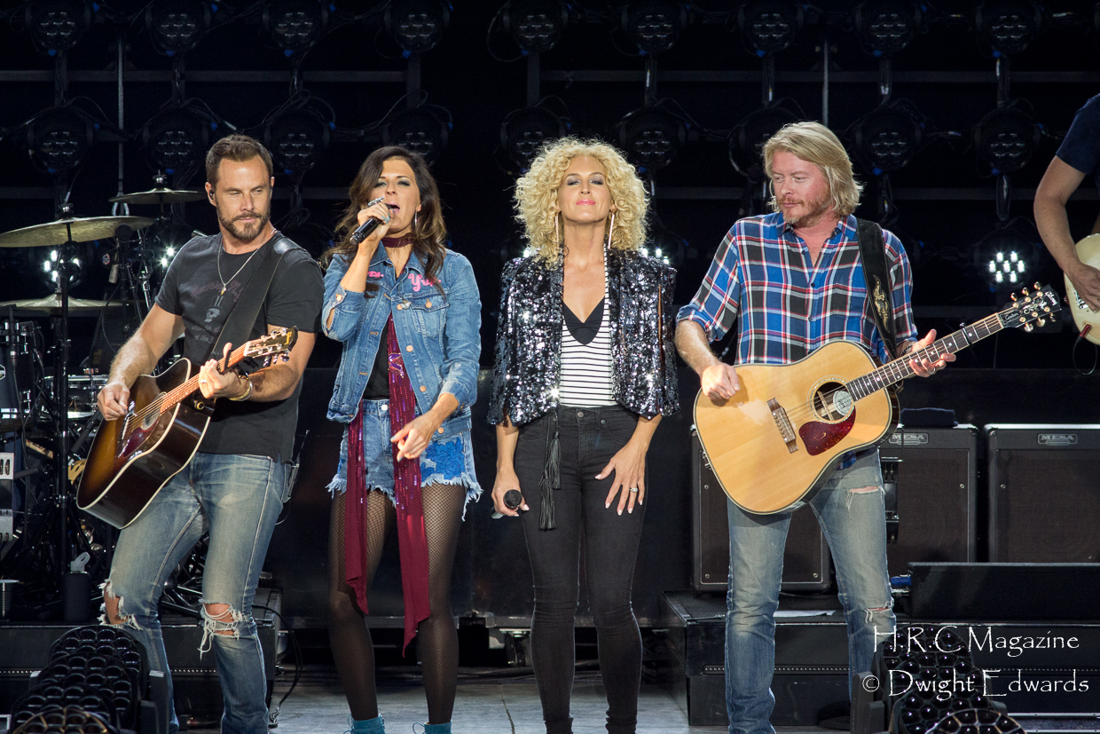 Luke Bryan Little Big Town & Dustin Lynch Kill The Lights Tour (15)