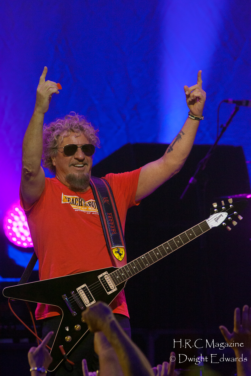 Sammy Hagar At Fallsview Casino (18)