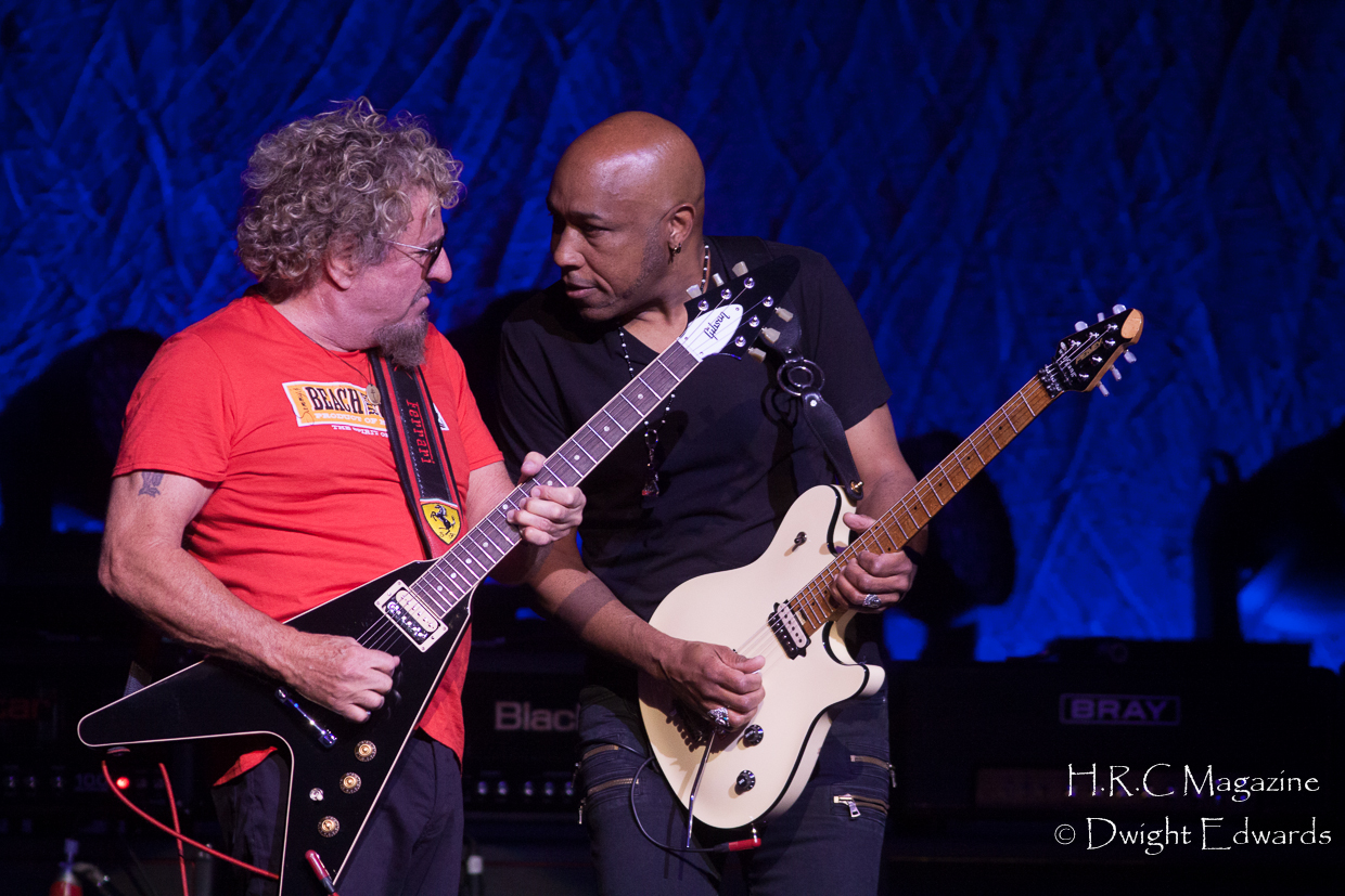 Sammy Hagar At Fallsview Casino (20)