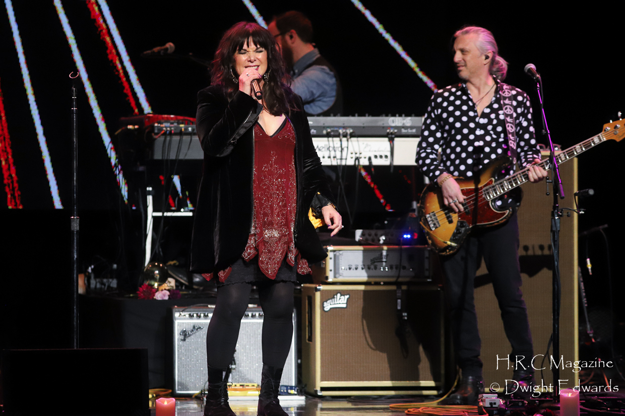 Ann Wilson from Heart played Fallsview Casino Thrusday 05 2018 034