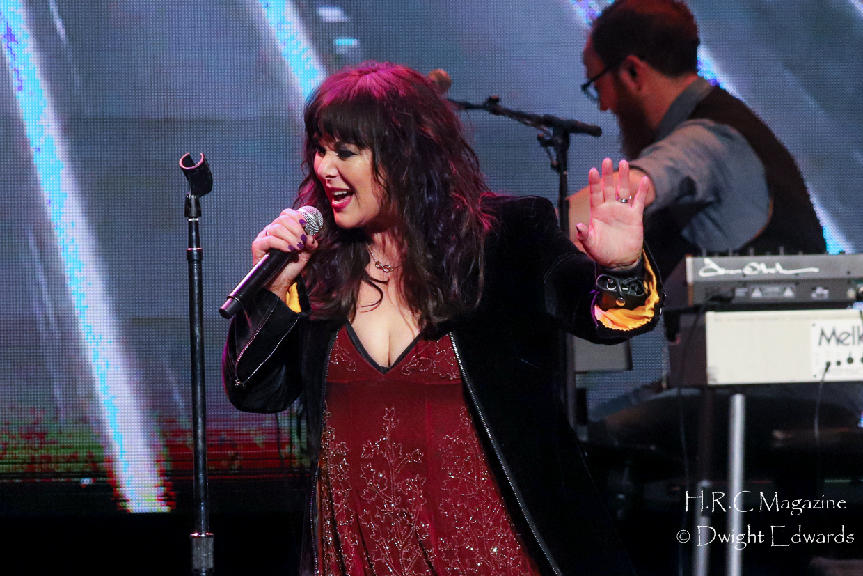 Ann Wilson from Heart played Fallsview Casino Thrusday 05 2018 036