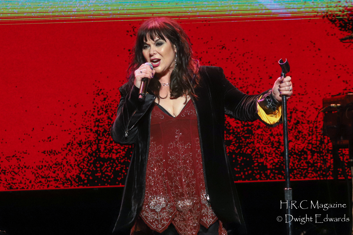 Ann Wilson from Heart played Fallsview Casino Thrusday 05 2018 057