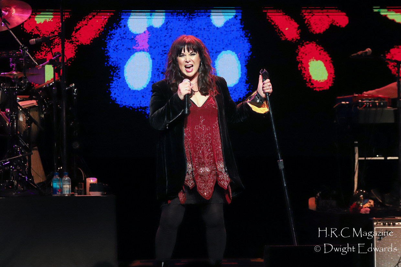 Ann Wilson from Heart played Fallsview Casino Thrusday 05 2018 071