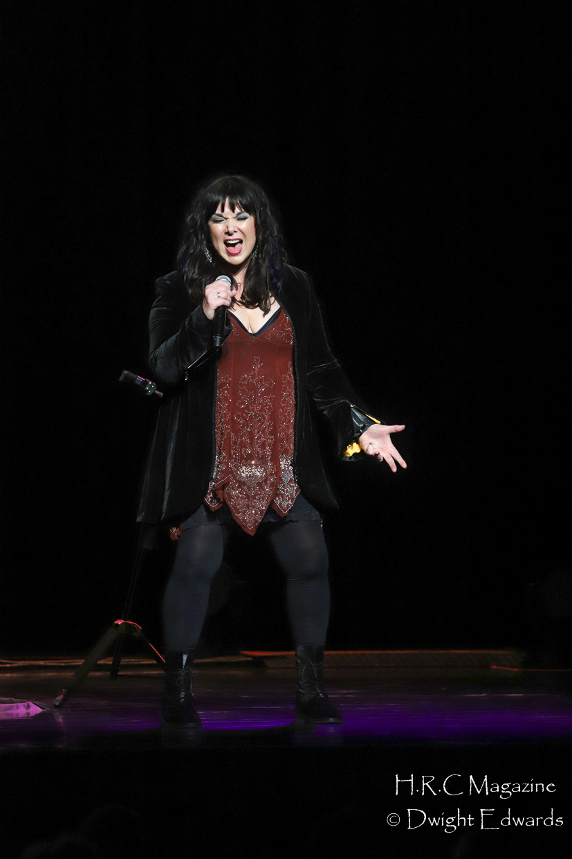Ann Wilson from Heart played Fallsview Casino Thrusday 05 2018 088