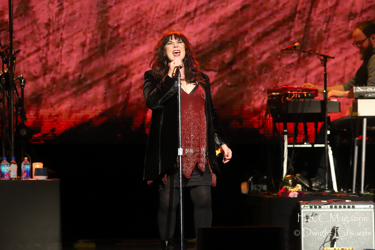 Ann Wilson from Heart played Fallsview Casino Thrusday 05 2018 131