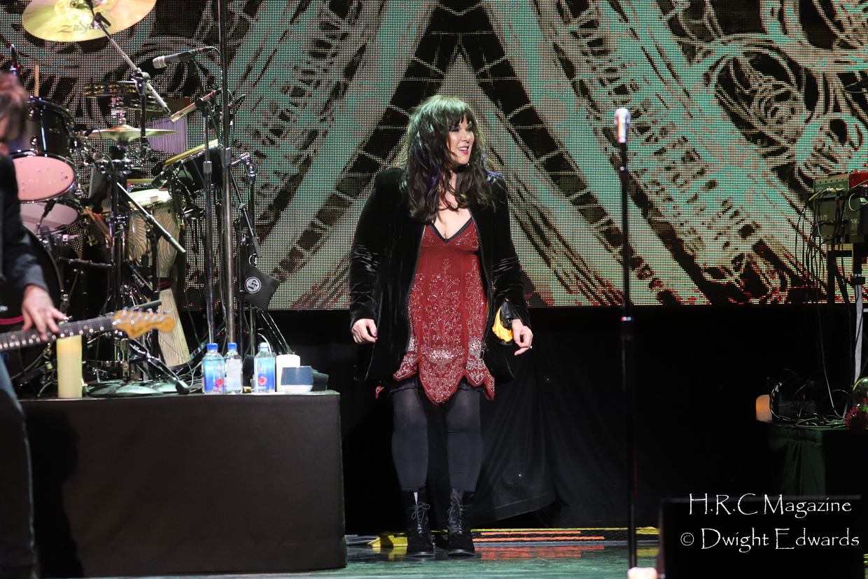 Ann Wilson from Heart played Fallsview Casino Thrusday 05 2018 169