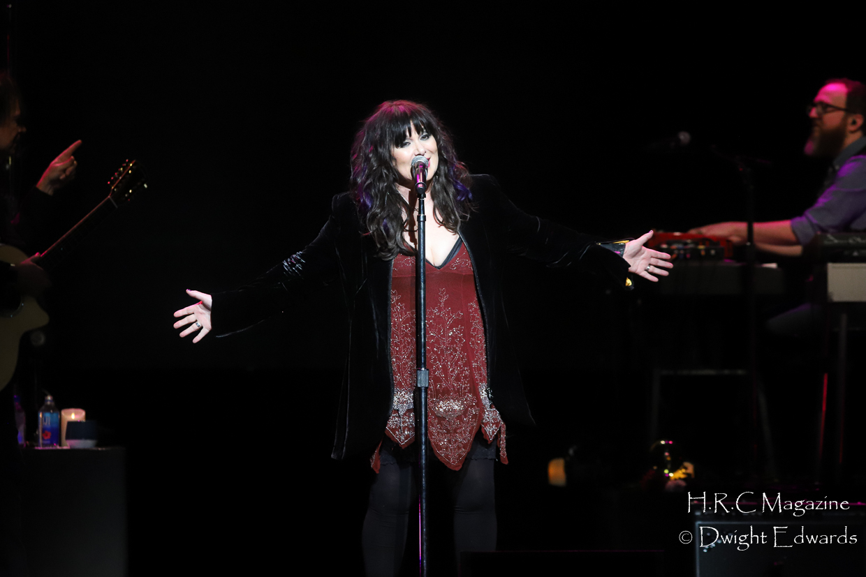 Ann Wilson from Heart played Fallsview Casino Thrusday 05 2018 190