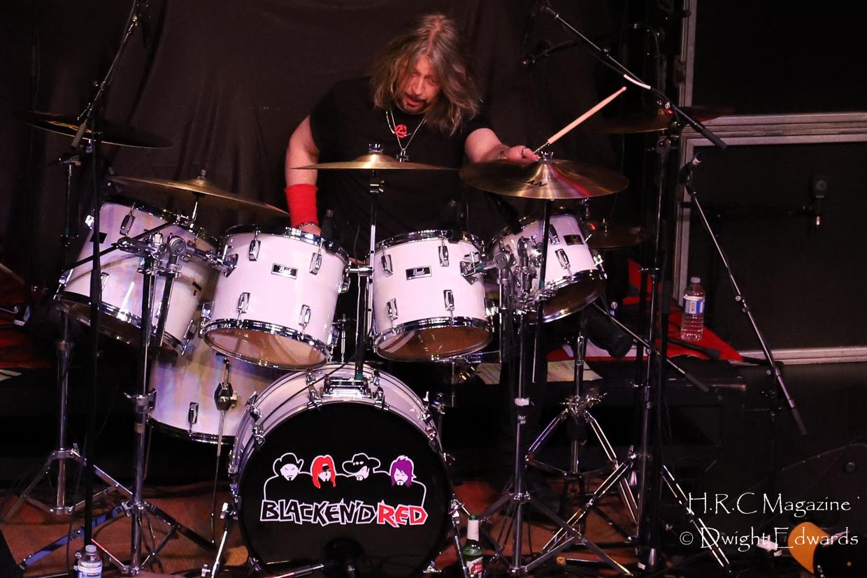 Blackend red Brighrton rock 092