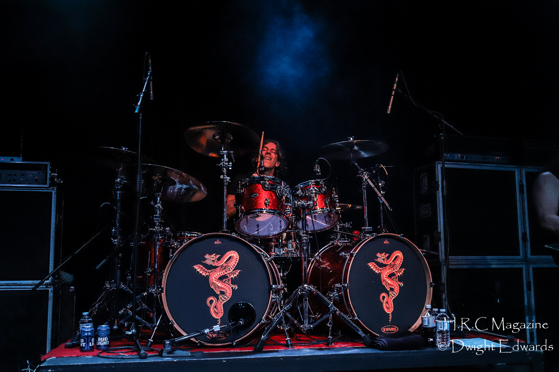 Blackend red Brighrton rock 343