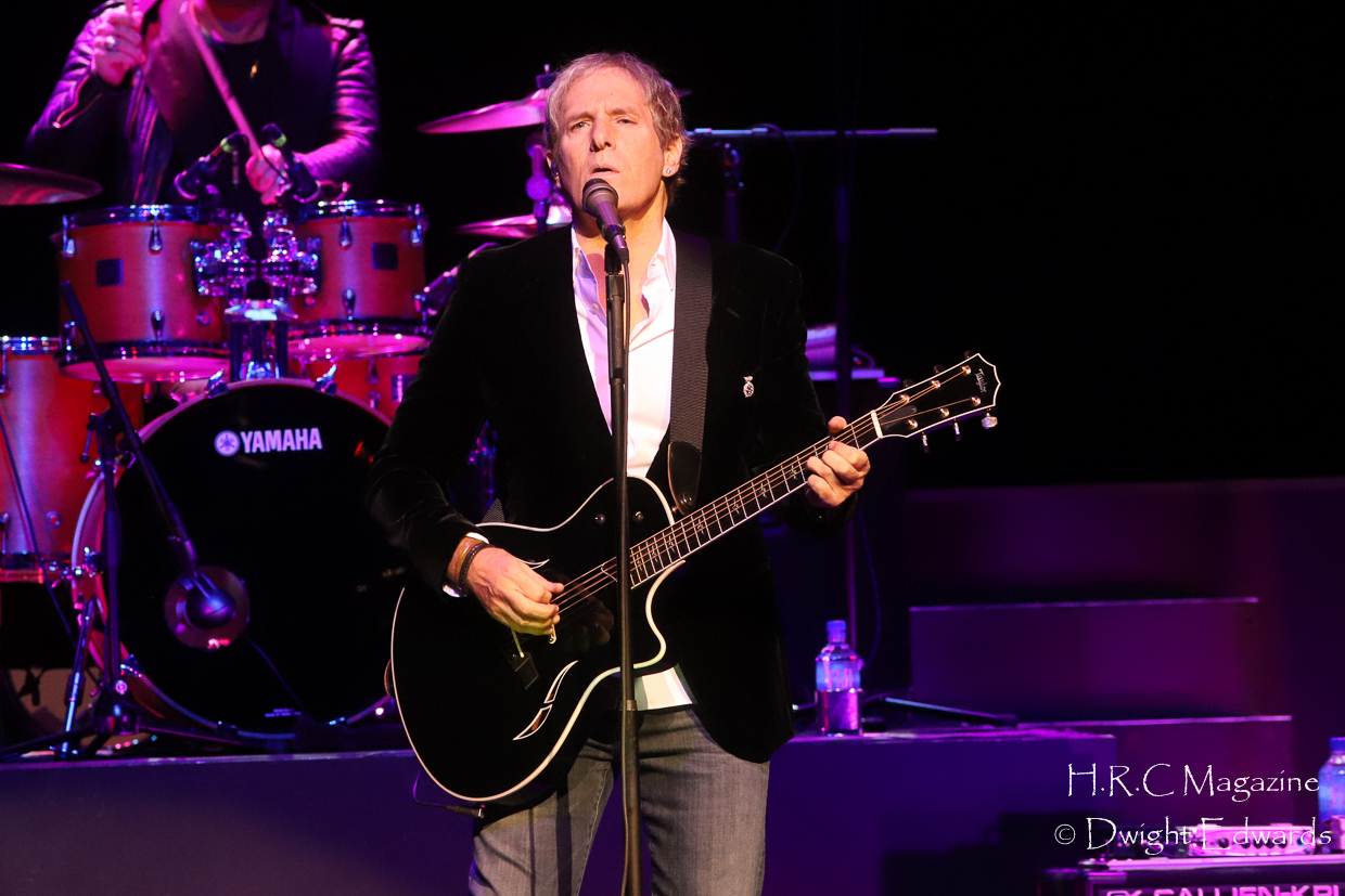 Michael Bolton At Fallsview Casino fri April 6 2018 065