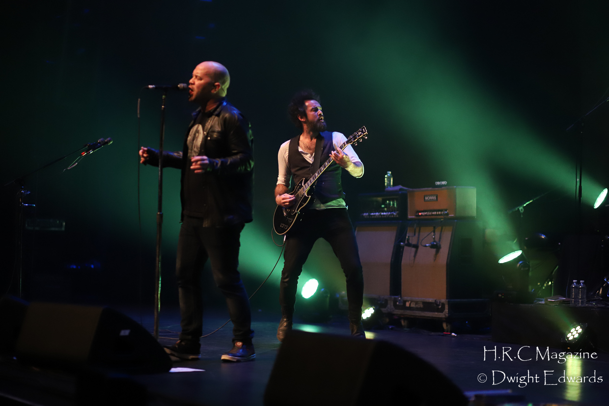 J.J Thompson Finger Eleven I Mother Earth at First Ontairo Conce 217
