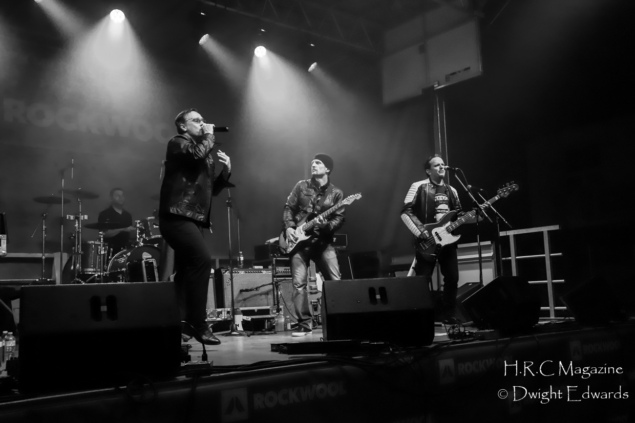 Desire International U2 Tribute at Milton Street fest 2018 (7)
