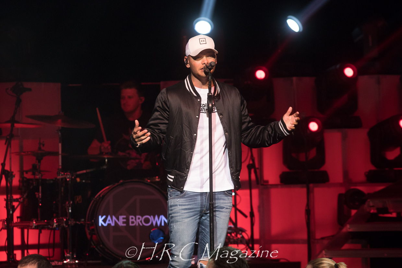 Kane Brown At FallsView Casino July 5 2018 124