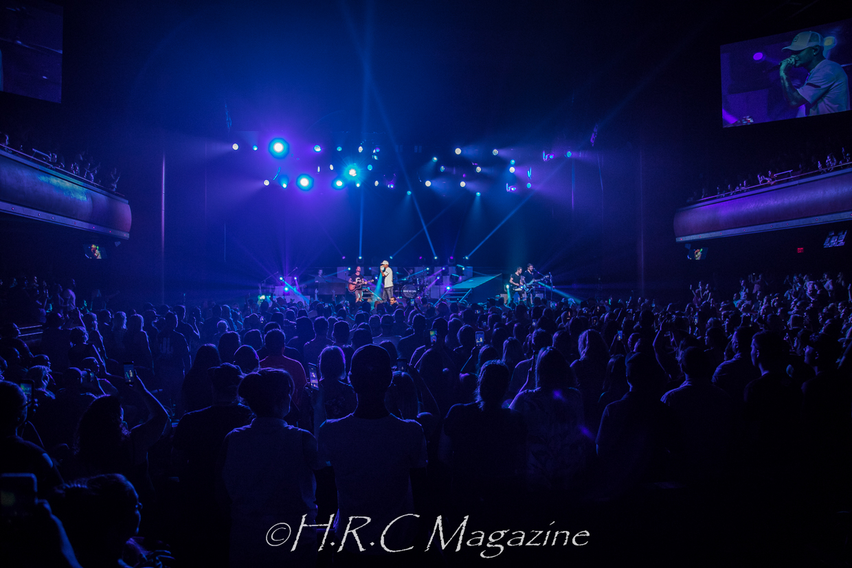 Kane Brown At FallsView Casino July 5 2018 225