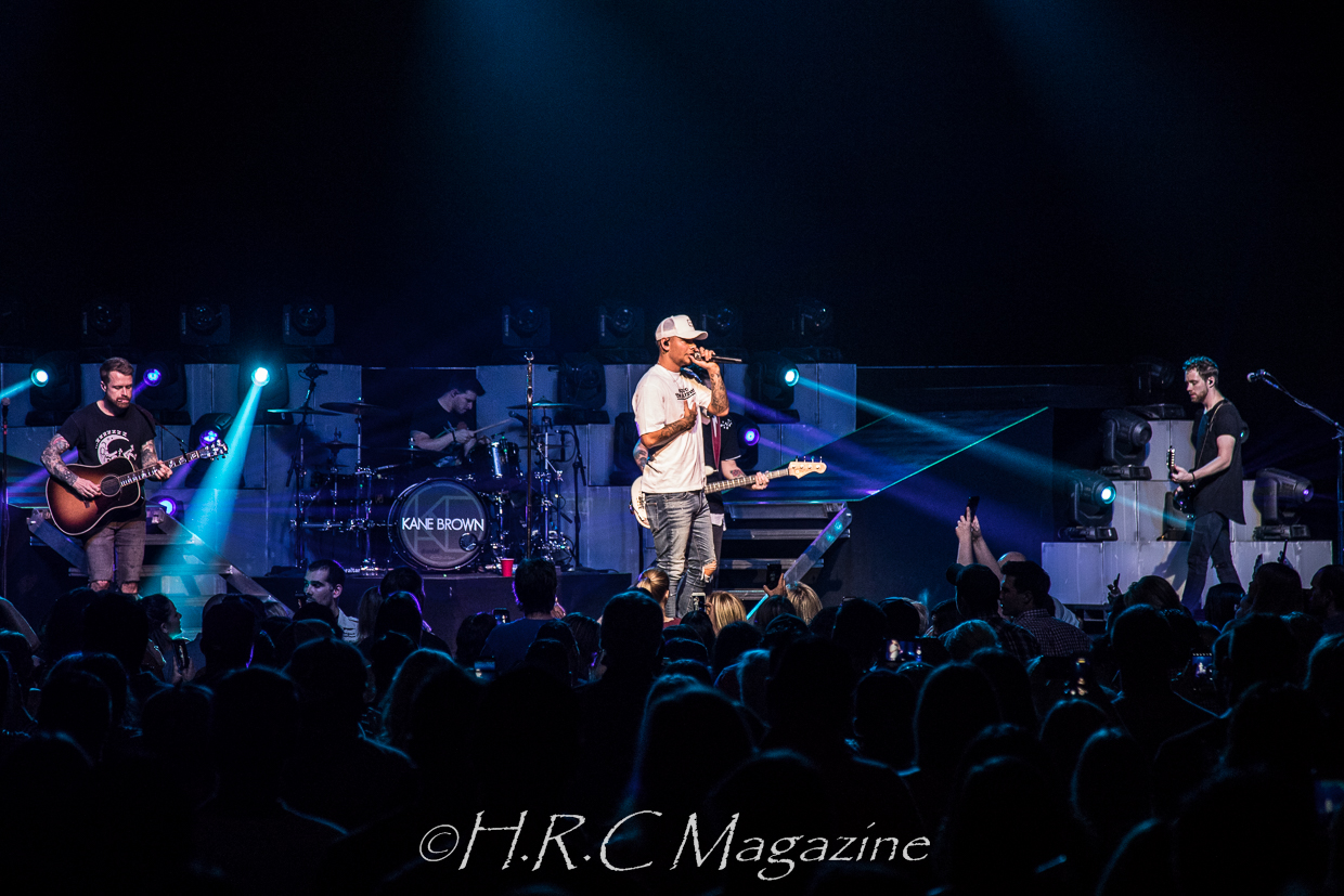 Kane Brown At FallsView Casino July 5 2018 235