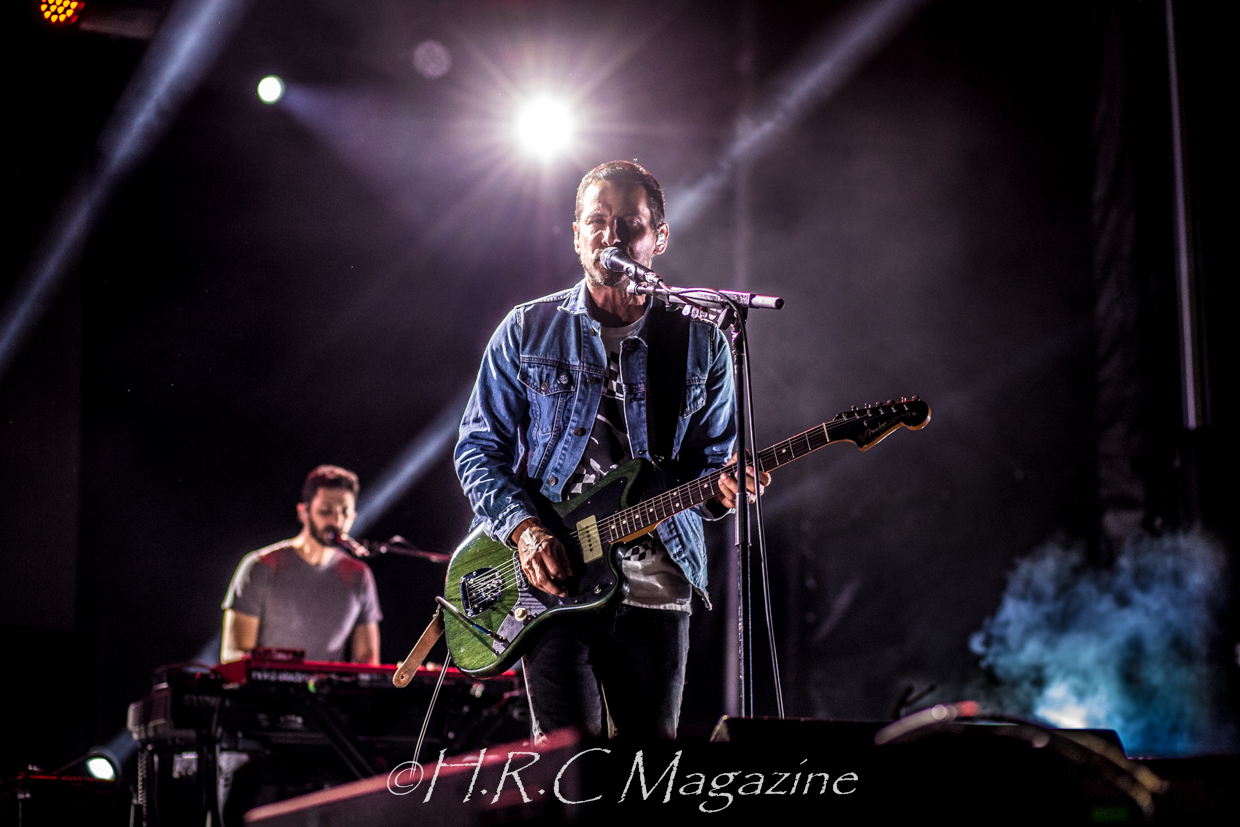 Festival Of Friends Friday Aug 3 2018 Sam Roberts Band (3)