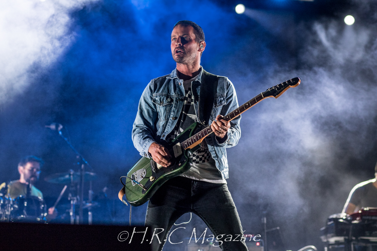 Festival Of Friends Friday Aug 3 2018 Sam Roberts Band (5)