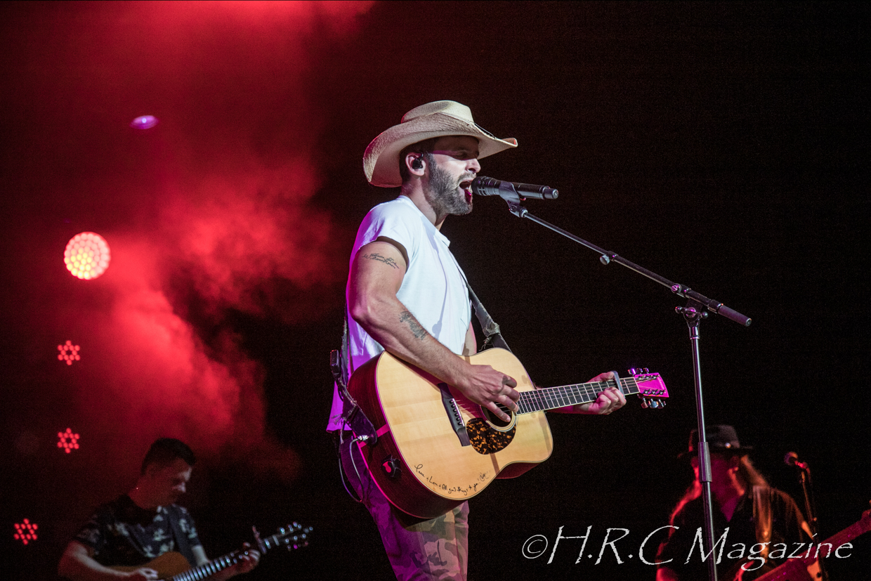 Michael Ray Alan Doyle Dean Brody Budweiser Stage August 17 2018 551