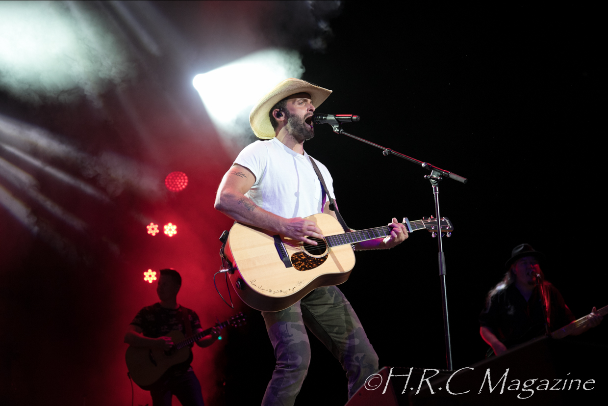 Michael Ray Alan Doyle Dean Brody Budweiser Stage August 17 2018 565