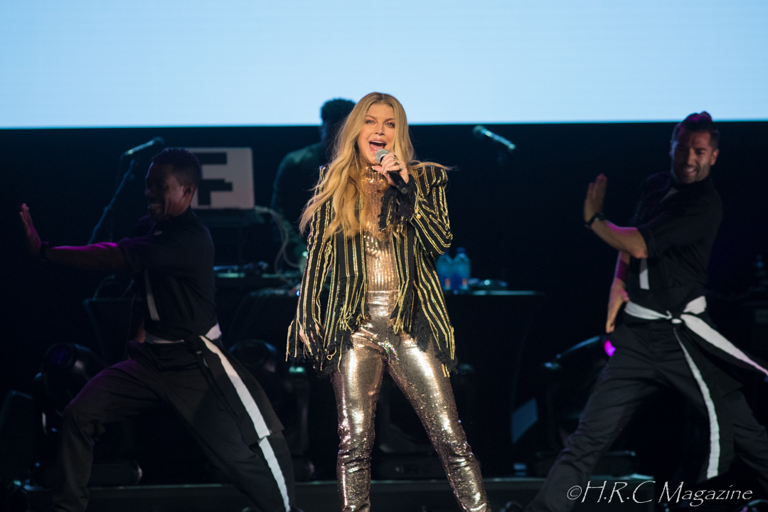 Fergie At Falls view Casino Tue Sept 18 2018 032