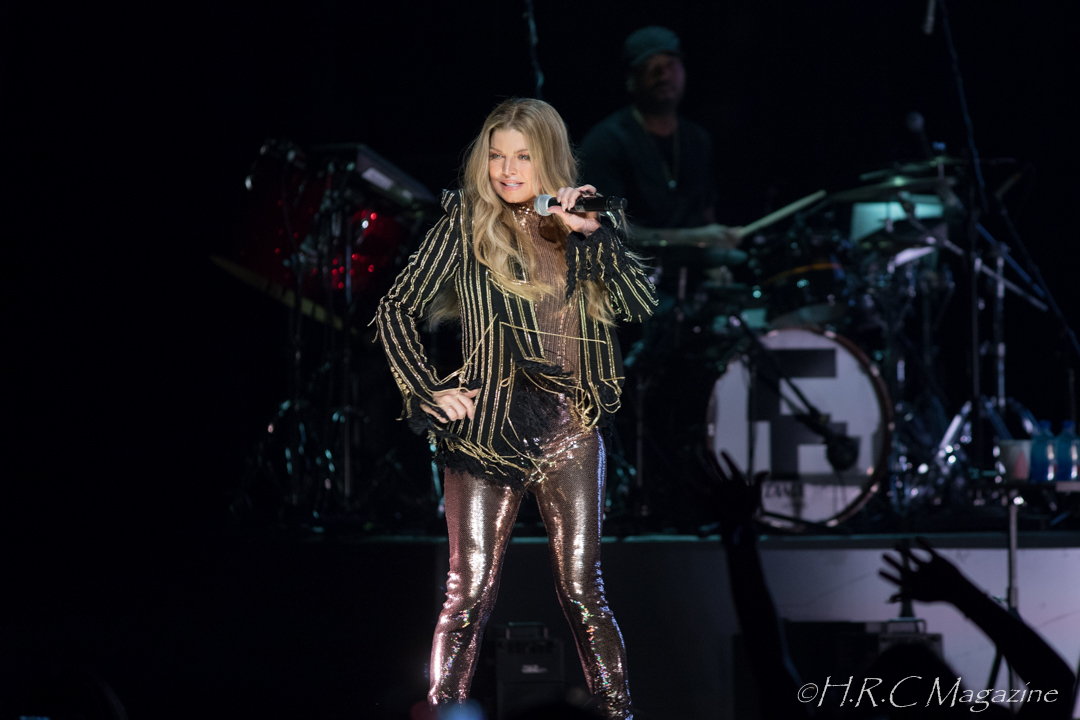 Fergie At Falls view Casino Tue Sept 18 2018 050