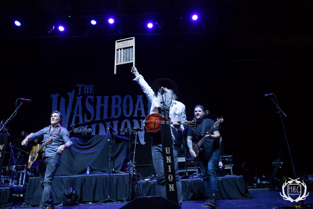 Get Loud Tour with Washboard Union (4)