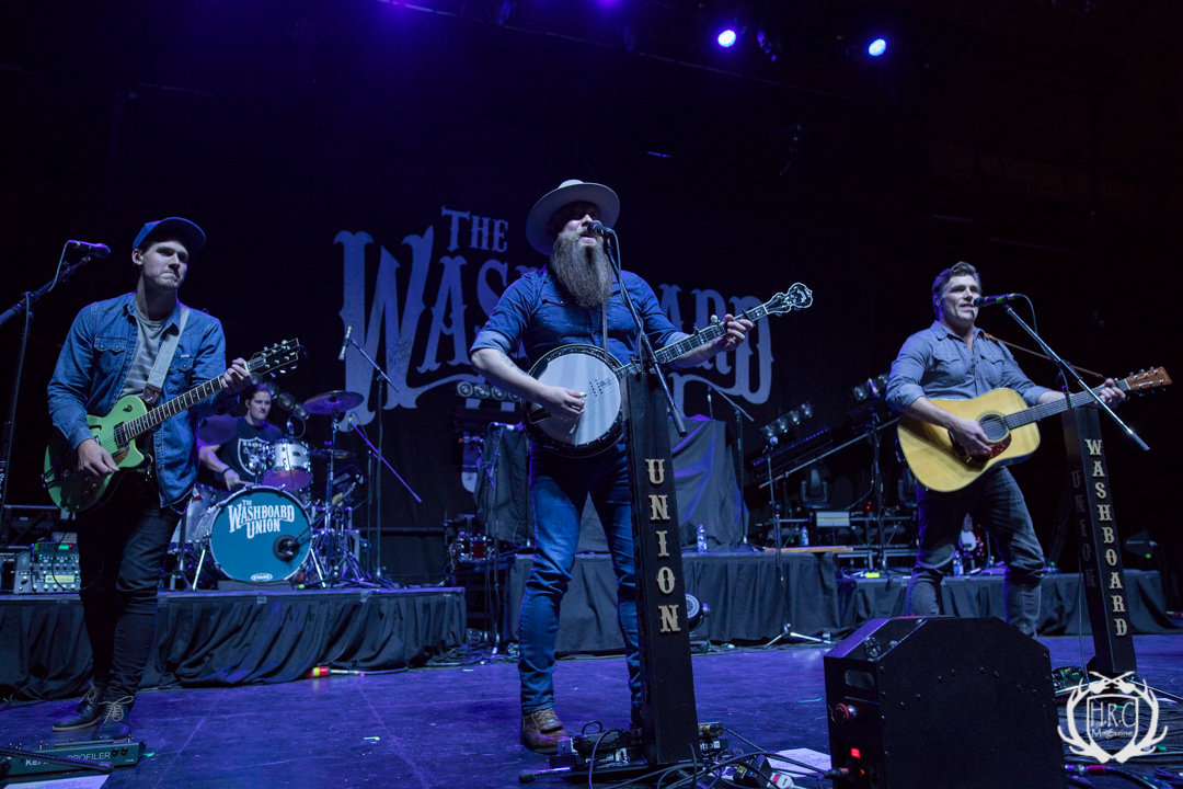 Get Loud Tour with Washboard Union