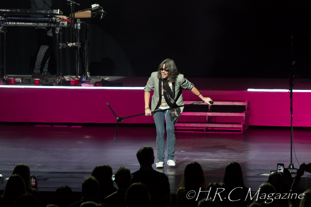 Foreigner at firstontario cocert hall 114