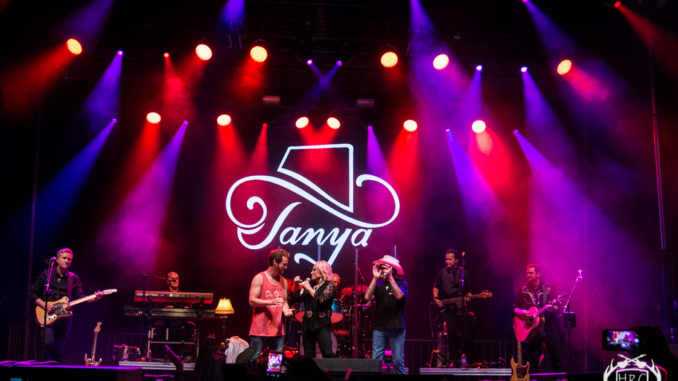 Tanya Tucker & Friends Josh Ross & Ben & Noel,At Festival Of Friends Sat August 3, 2019