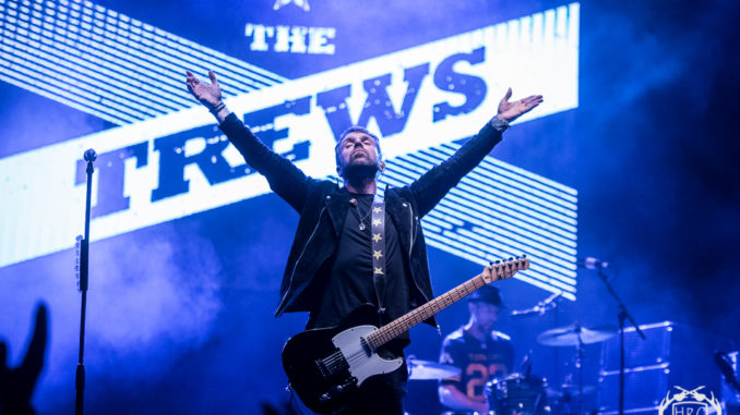The Trews and Bleeker at Festival Of Friends Friday August 2 ,2019